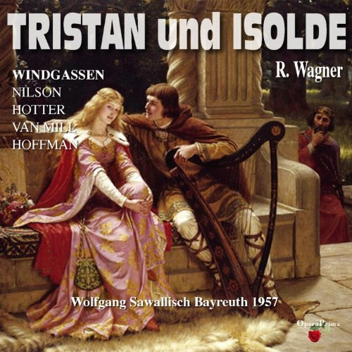 richard wagner tristan und isolde bayreuth 1957 by. Black Bedroom Furniture Sets. Home Design Ideas
