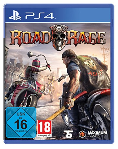 Road Rage Standard [PlayStation 4]