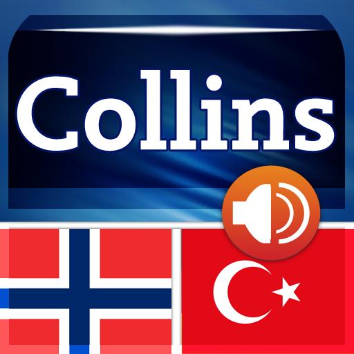 Audio Collins Mini Gem Norwegian-Turkish & Turkish-Norwegian Dictionary