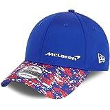 New Era Lando Norris McLaren F1 Silverstone GP 940 Snapback Cap Blue