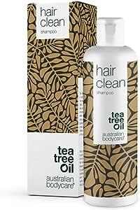 Australian Bodycare Teebaumöl Shampoo 250ml | Anti-Schuppen, Juckende, Trockene Kopfhaut | Auch zur Kopfhautpflege bei Schuppenflechte, Ekzemen, Neurodermitis & Pickeln auf der Kopfhaut | 100% Vegan