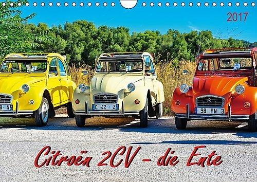 citroen-2cv-die-ente-wandkalender-2017-din-a4-quer-citroen-2cv-die-ente-von-der-bauernkutsche-zum-ku