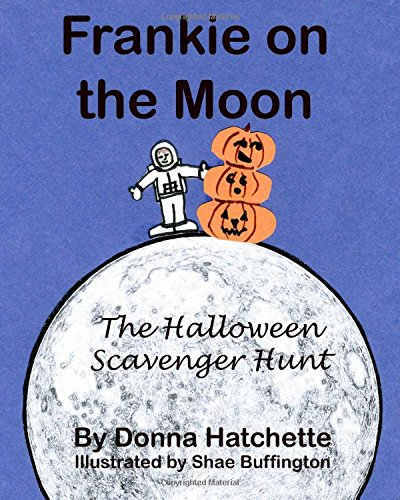Frankie on the Moon: The Halloween Scavenger Hunt