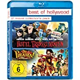 Hotel Transsilvanien/Die Piraten - Ein Haufen merkwürdiger Typen - Best of Hollywood/2 Movie Collector's Pack