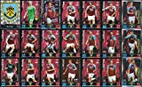 MATCH ATTAX 2018/19 BURNLEY - FULL 21 CARD TEAM SET including ALL 3 BURNLEY MAN OF THE MATCH CARDS