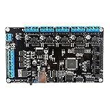 SainSmart 20-029-129 2-in-1 3D Drucker Mainboard Controller Panel für RepRap Arduino, Kombination aus Mega2560 R3 und Ramps 1.4
