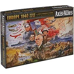 Axis & Allies Europe 1940 - Juego de mesa (contenido en inglés)