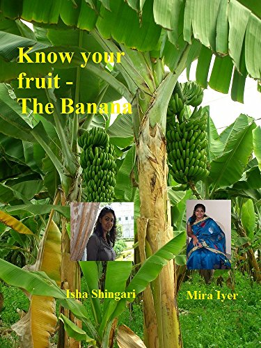 Know your fruit - The Banana (English Edition) Wald-chip