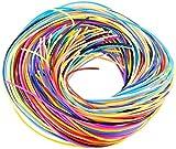 Scoubidou Bastelset mit 100 Knüpfbändern in 10 Farben