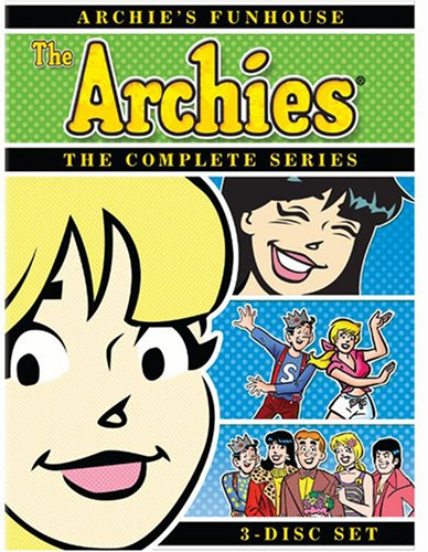 Archie's Funhouse: Complete Series [RC 1]