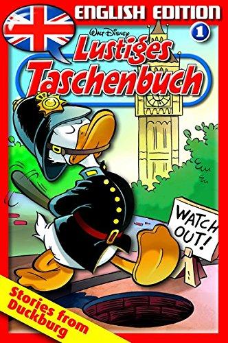 Lustiges Taschenbuch English Edition 01: Lustiges Taschenbuch Sonderedition -