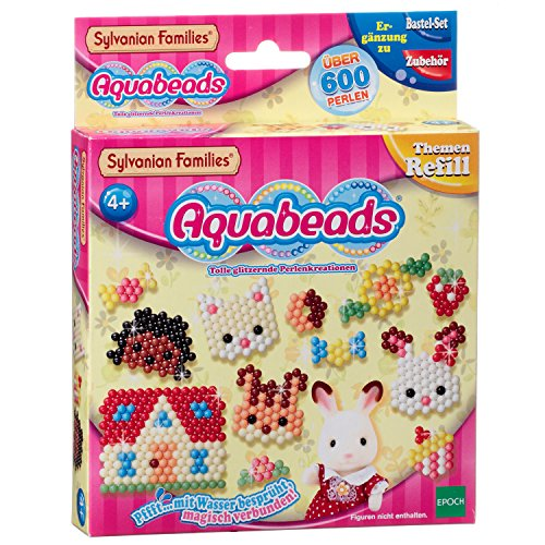 Aquabeads - 79418 - Kit Loisir Créatif Sylvanian Families