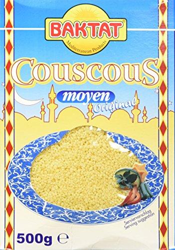 Baktat Couscous Moyen Original, 500 g