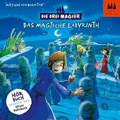 Hörbuch: Das magische Labyrinth (ungekürzt)