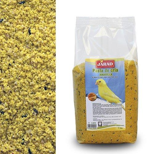 Jarad Pâtée pour oiseaux jaunes 1 kg