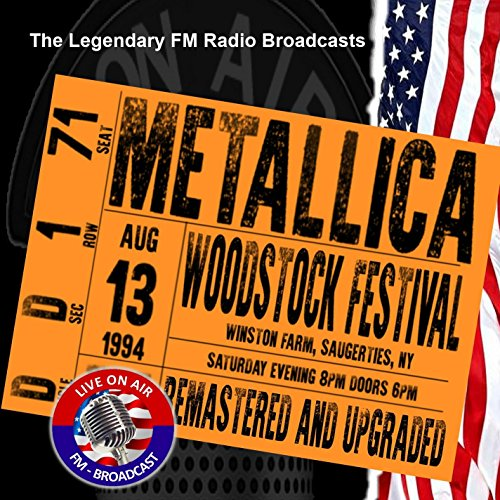 Legendary FM Broadcasts - Wood...
