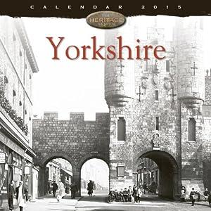 Yorkshire wall calendar 2015 (Art calendar) (Flame Tree Publishing)