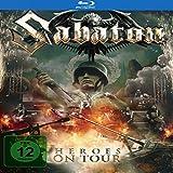 : Sabaton - Heroes On Tour [Blu-ray] (Audio CD)