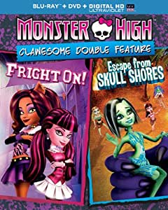 Monster High: Clawesome [Blu-ray] [US Import]