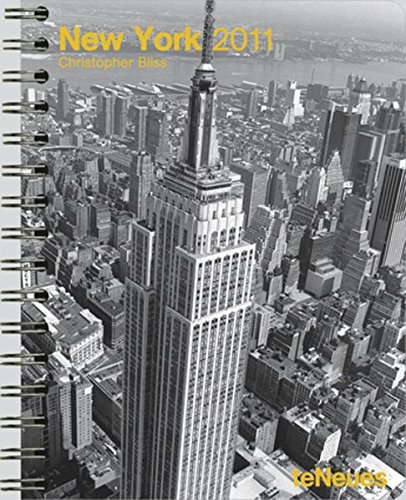 2011 New York Deluxe Diary