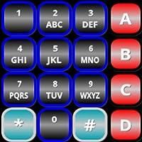17 Tone DTMF Generator Keypad 1234567890*#ABCD and 1750Hz