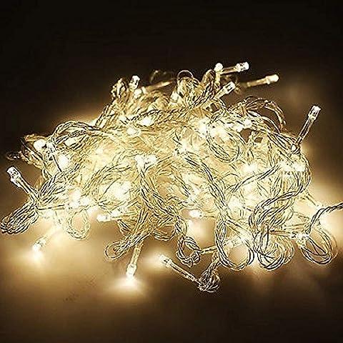 ZEARO 10M/20M 100/200LED decoración para Navidad Guirnalda Luces LED Exterior