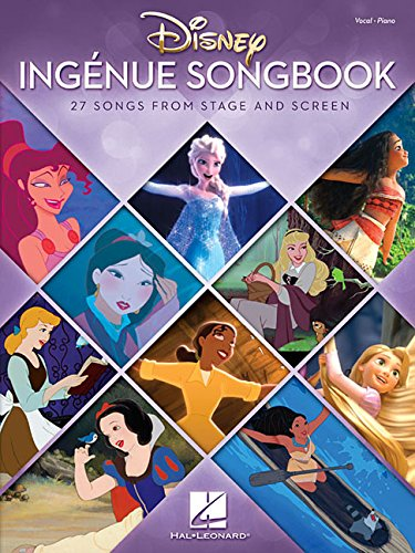 Disney Ingenue Songbook: 27 Songs From Stage And Screen thumbnail
