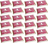 #5: HomeStrap 24 Piece Fabric, Saree Cover, Large, Beige