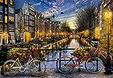 Puzzles Educa - Puzzle Amsterdam, 2000 piezas (17127)
