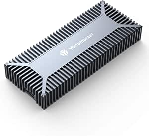 Yottamaster 40gbps Thunderbolt 3 Nvme Ssd Enclosure Computers Accessories