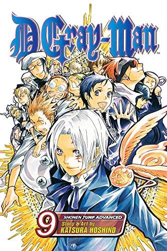 D. Gray-Man, Vol. 9 Cover Image