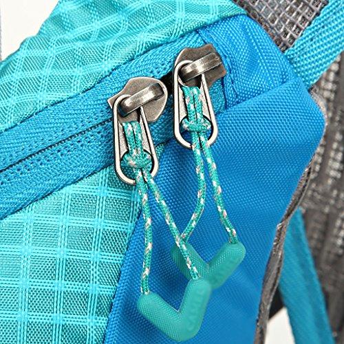 zaino trekking Uomini all'aperto e Zaino 13L Sport Donne Equitazione (38 * 26 * 10cm) Zaini da escursionismo ( Colore : C , dimensioni : 20L-38*26*10CM ) C