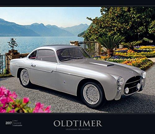Preisvergleich Produktbild Oldtimer 2017 - Bildkalender (33, 5 x 29) - Autokalender - Technikkalender