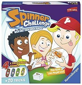 Ravensburger 21367-Spinner Challenge