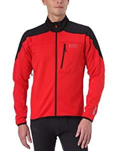 GORE BIKE WEAR Herren Jacke Tool Soft Shell, red/black, S, JToolP359907
