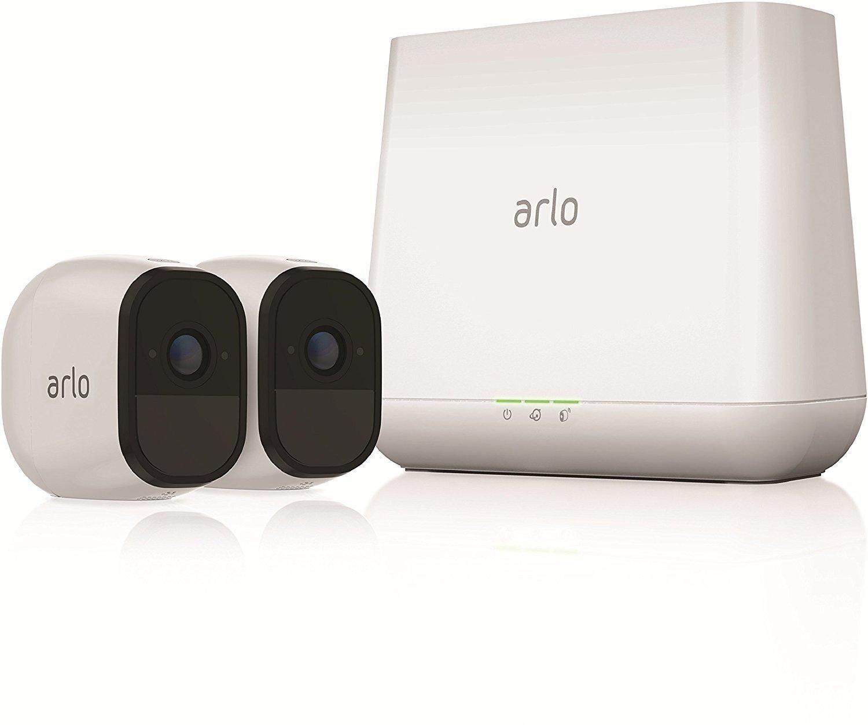Pack de deux caméras Arlo Pro