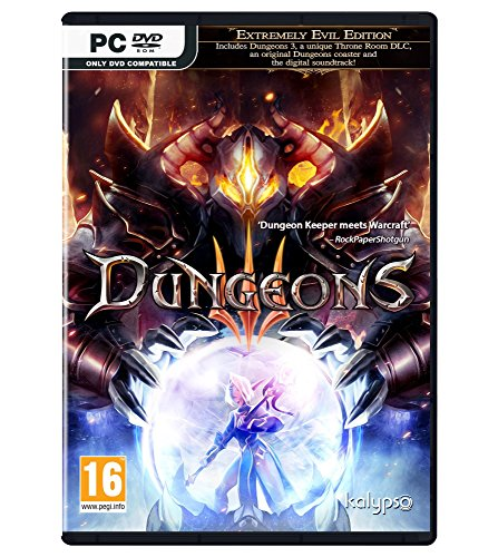 Dungeons 3 (PC) Best Price and Cheapest