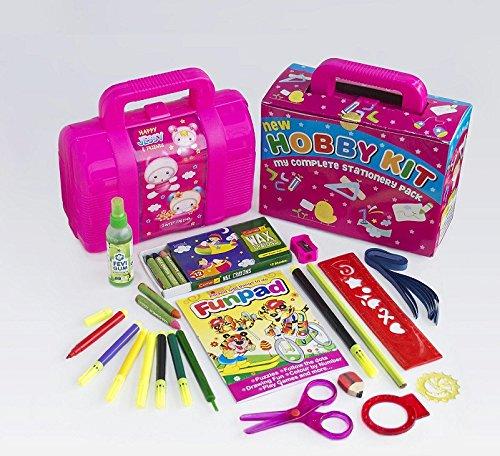 Hobby Kit for Kids, Hobby Kit, Drawing Kit for Kids, Childrens Hobby Kit