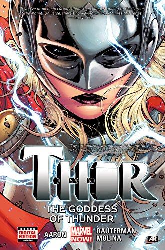 Thor Prem HC 1 Goddess Of Thunder (Thor: Marvel Now!)