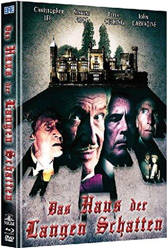 Das Haus der langen Schatten - Mediabook (+ DVD) [Blu-ray] [Limited Edition]