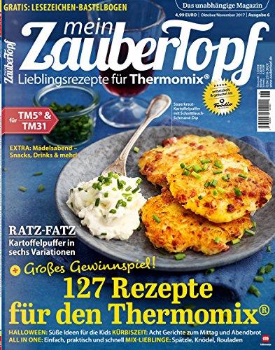 alloween: 127 Rezepte für Thermomix® mein ZauberTopf 06/17 (Halloween Paar Idee)