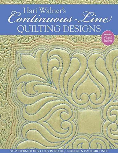 [(Continuous-line Quilting Designs)] [By (author) Hari Walner] published on (November, 2010) -