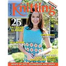 Knitting: 25 Patterns to Make