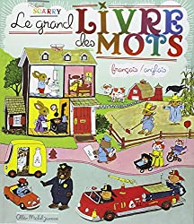 Le grand livre des mots : Français/anglais