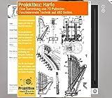 Harfe: Deine Projektbox inkl. 70 Original-Patenten bringt Dich mit Spaß hinter die Geheimnisse der Technik!