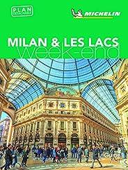 Guide Vert Weekend Milan et les lacs Michelin
