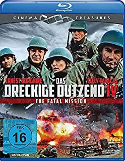 Das dreckige Dutzend 4 - The Fatal Mission [Blu-ray]
