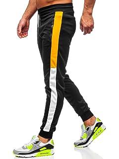 BOLF Mens Sweatpants Pants Jogging Training Running Sports Joggers 6F6 Graphic