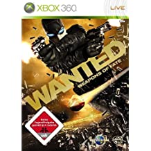 Wanted - Weapons Of Fate (dt.) [Importación alemana]