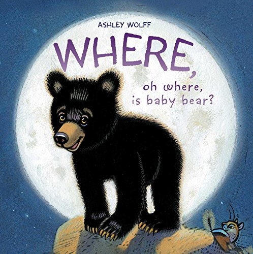 where-oh-where-is-baby-bear-english-edition